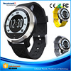Waterproof IP 68 New Model Watch Mobile Phone with 3G Wifi Heart Rate Monitor Hot Sale in Dubai