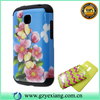 Good quality fancy design cover case for lg optimus l3 ii e430