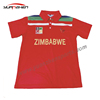 YuanZhen-new model design pretty and colorful adult cheap custom cricket team jersey