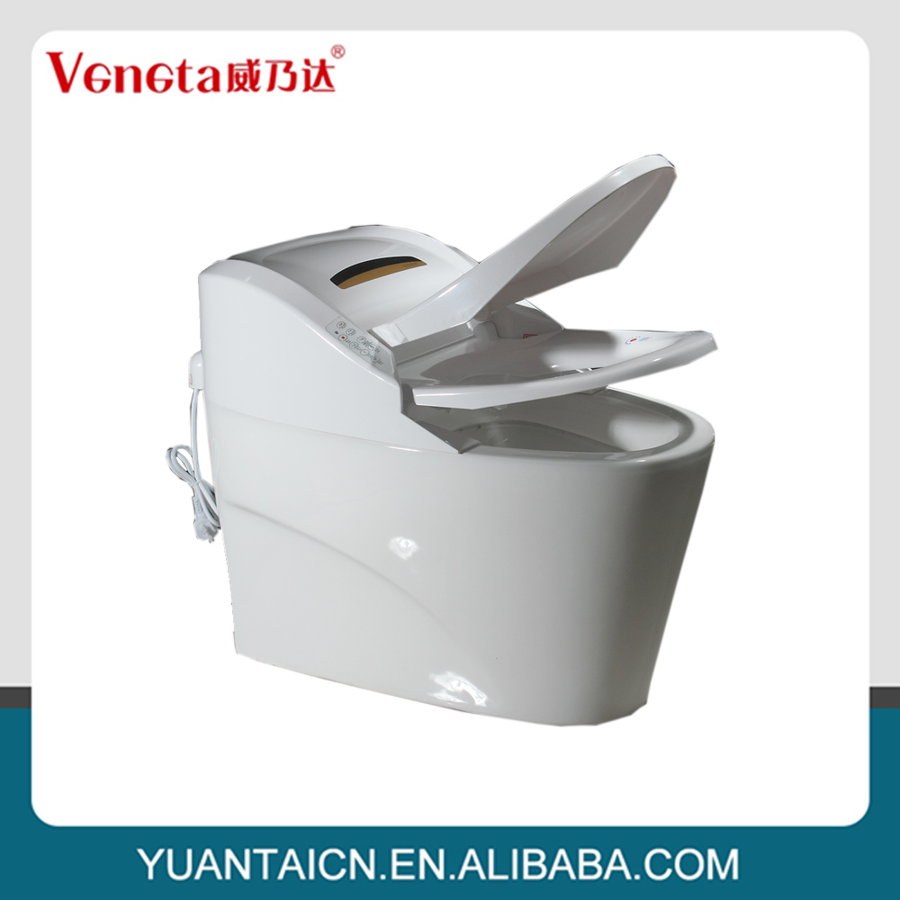Volume supply best quality automatic ceramic smart world toilets
