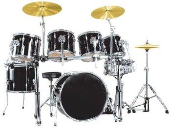 SN 7002 Hot Sale 7 Pieces Drum Set Price