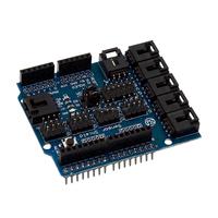 Smart Electronics 1pcs for Uno R3 Sensor Shield V4.0 V4 Digital Analog Module Expansion Development Board for DIY Kit