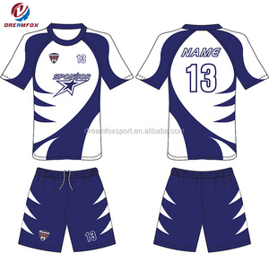 top quality slim fit professional sublimation used soccer uniforms, soccer shorts