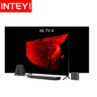 "Original Xiaomi Mi TV 4 65"" Inches Smart TV 4K HDR Ultra television with subwoofer and speakers"