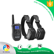 pet trainer Eco-Friendly Feature and Pet Collars & leashes Type remote control dog training collar