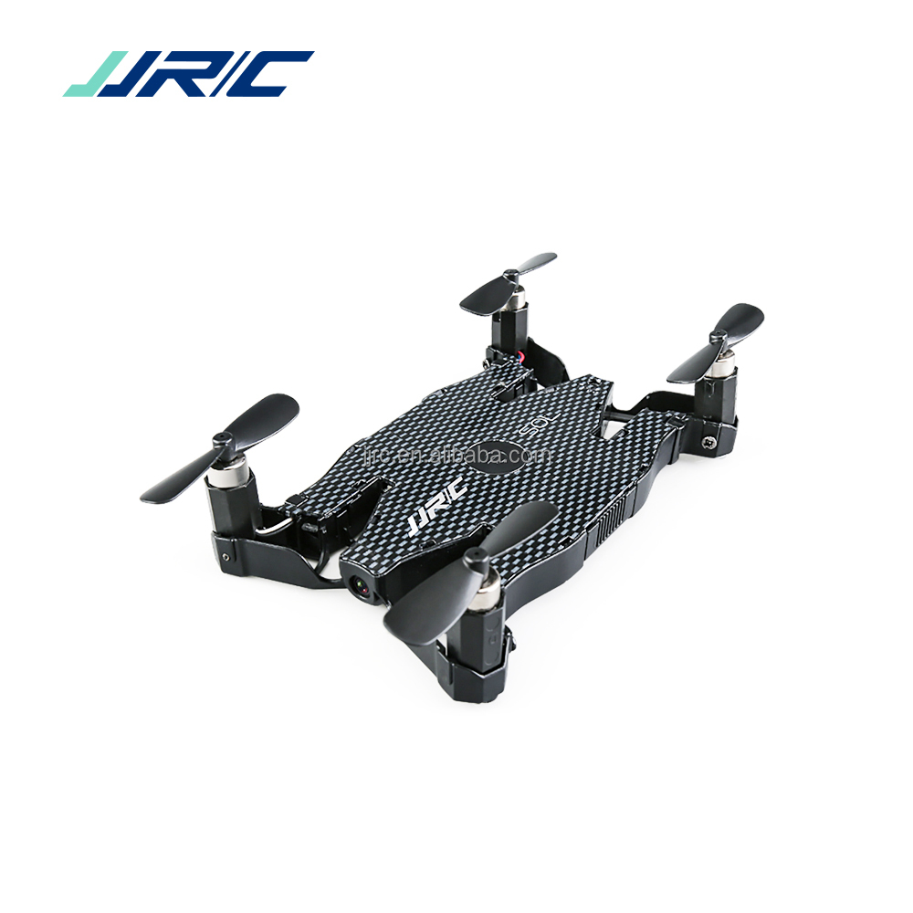 2017 wholesale JJRC H49 rc air small hover kit micro foldable hd wifi fpv mini pocket selfie quadcopter camera drone