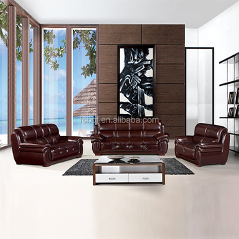 Merveilleux 1+2+3 Valencia Leather Sofa Home Furniture, Blue Leather Sectional Sofa,