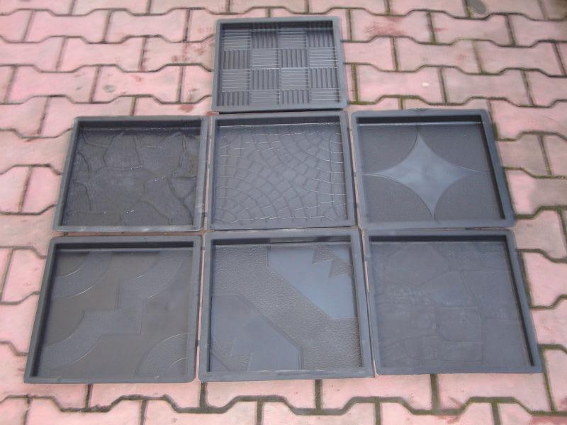 Plastic Paver Moulds Concrete Plastic Mould Pavers Paver Block Mold Form  Manufacturer Producer Europe Poland, Plastic Paver Moulds Concrete Plastic  Mould ...