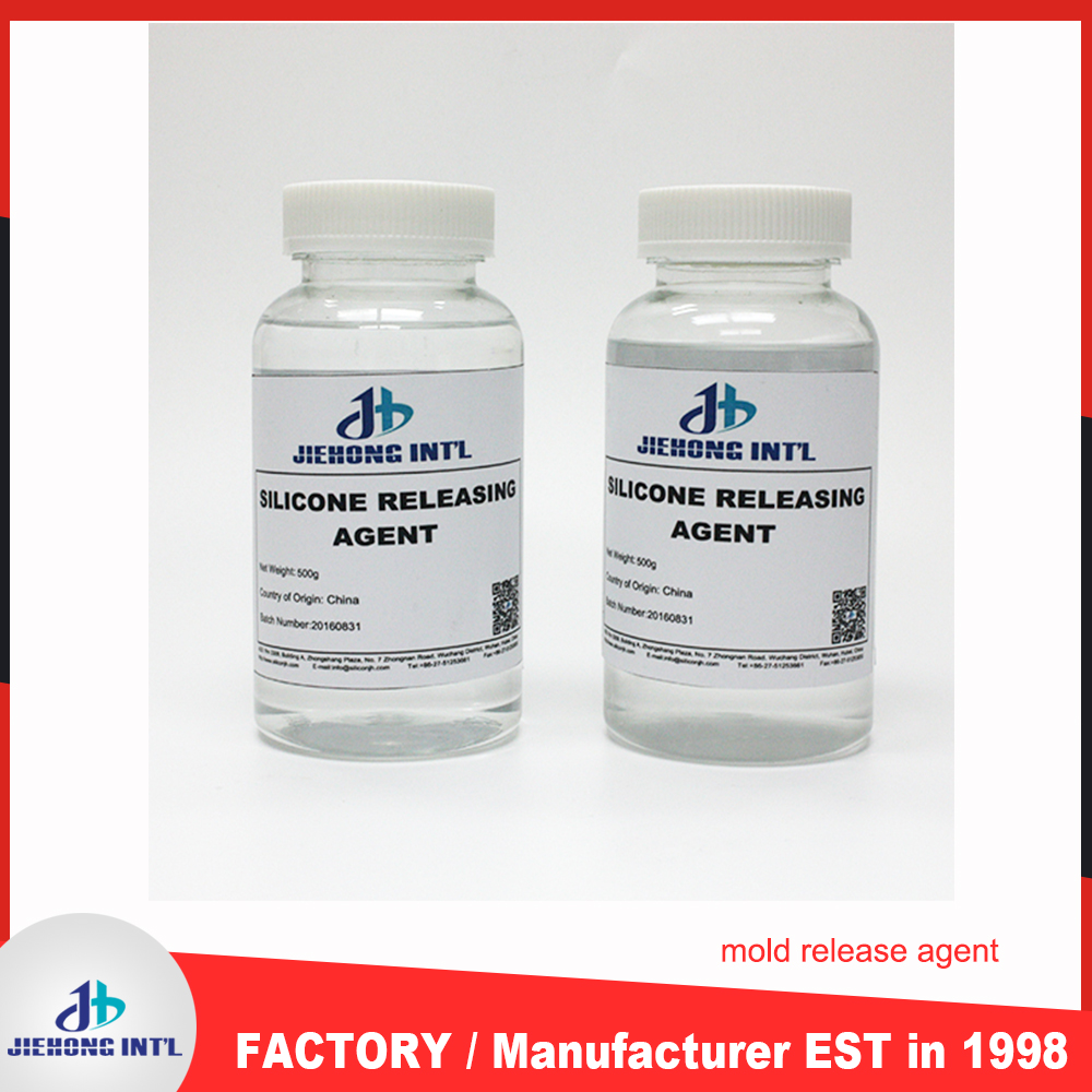 low viscosity 100-1000cst Organic Silicon Release Agent with enough stocks
