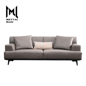 Incredible Living Room Furniture Modern Synthetic Leather Sofa Person Couch Buy Light Gray Leather Sofa Modern Synthetic Leather Sofa Three Person Couch Dailytribune Chair Design For Home Dailytribuneorg