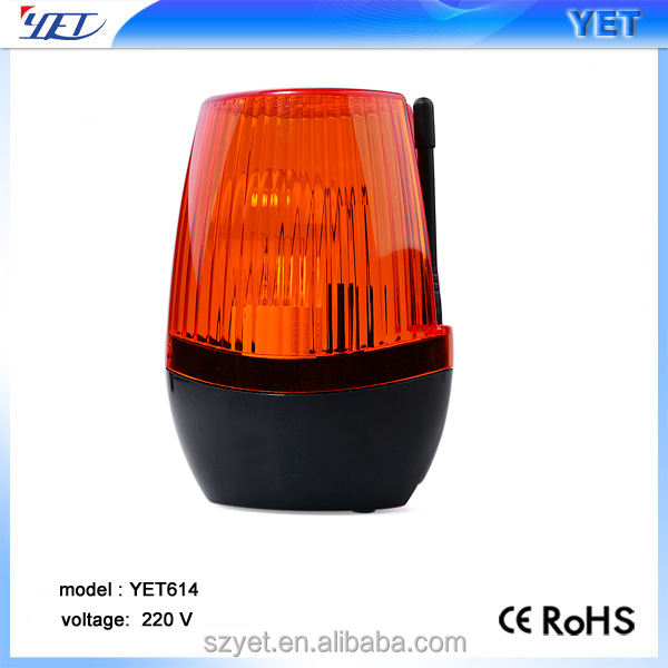 Factory price Lamp LED Alarm Light for car , Garage Door