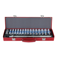 TF-7007 17PCS DEEP SOCKET SET