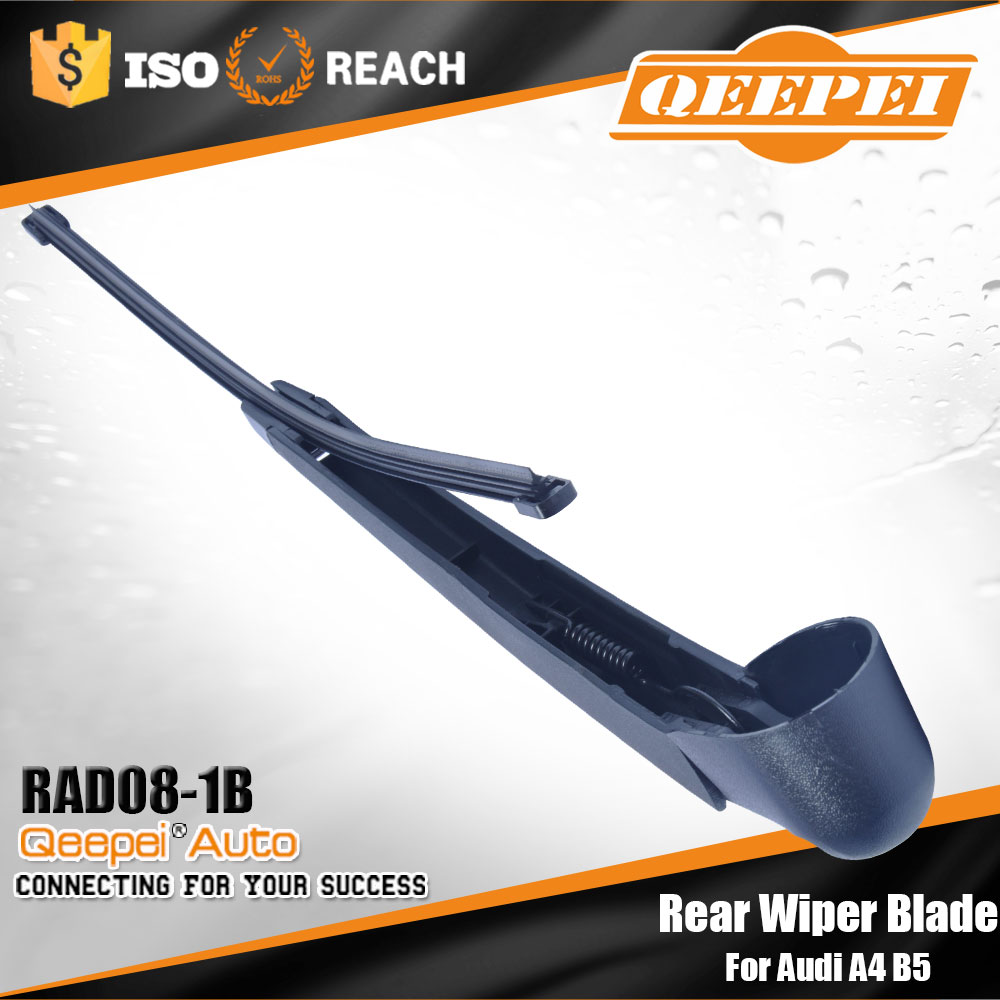 RAD08-1B rear wiper arm and blade fit for Audi A4 B5