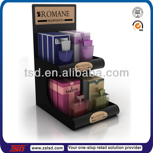 Tsdw40 Wall Mounting Cosmetic Retail Shop DisplayCosmetic Store New Cosmetic Retail Display Stands