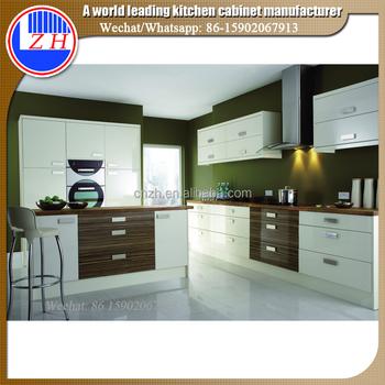 Cheap customized kitchen furniture acrylic kichen cabinet sets, View modern  kitchen cabinets, ZHUV Product Details from Guangzhou Zhihua Kitchen ...