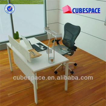 Front Office Desk Design 2 Seat Tall Desks