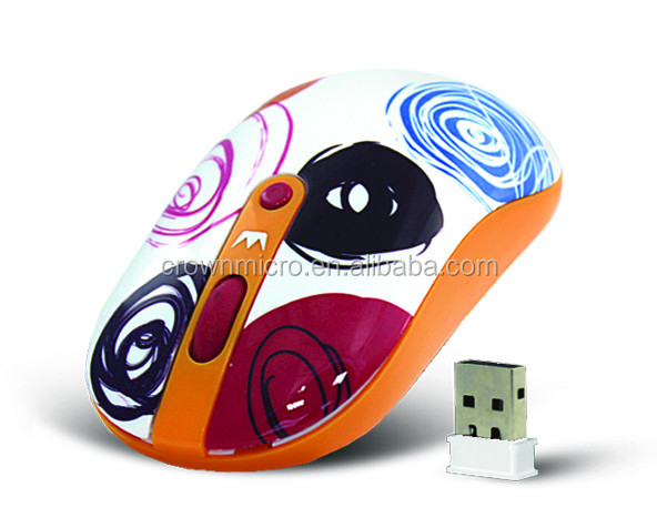 hot selling cheap price unique 2.4ghz optical super receiver driver wireless usb pc mouse