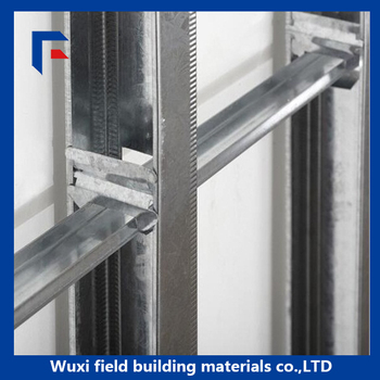 Galvanized Metal Stud Wall Angle Profile Buy Gypsum