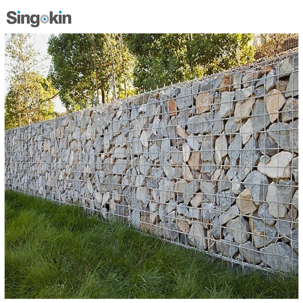 New products gabion wall and gabion from poland