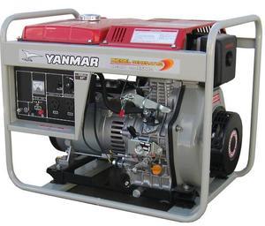 YGD5000N yanmar diesel engines generators 50hz 5kva