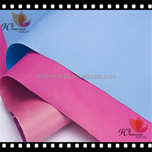 Highly Tear Resistant pu coating oxford fabric for bed tent/camping car roof tent fabric