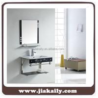 JKL-672 Modern Bathroom vanity Stainless Steel Bracket for Ceramic Basin
