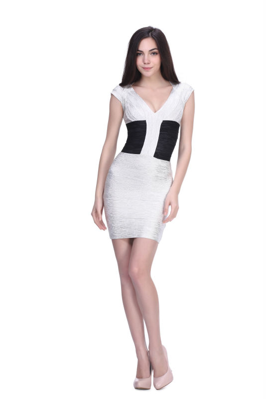 Black and white party dress cheap school girls without dress. Black And White Party Dress Cheap School Girls Without Dress   Buy