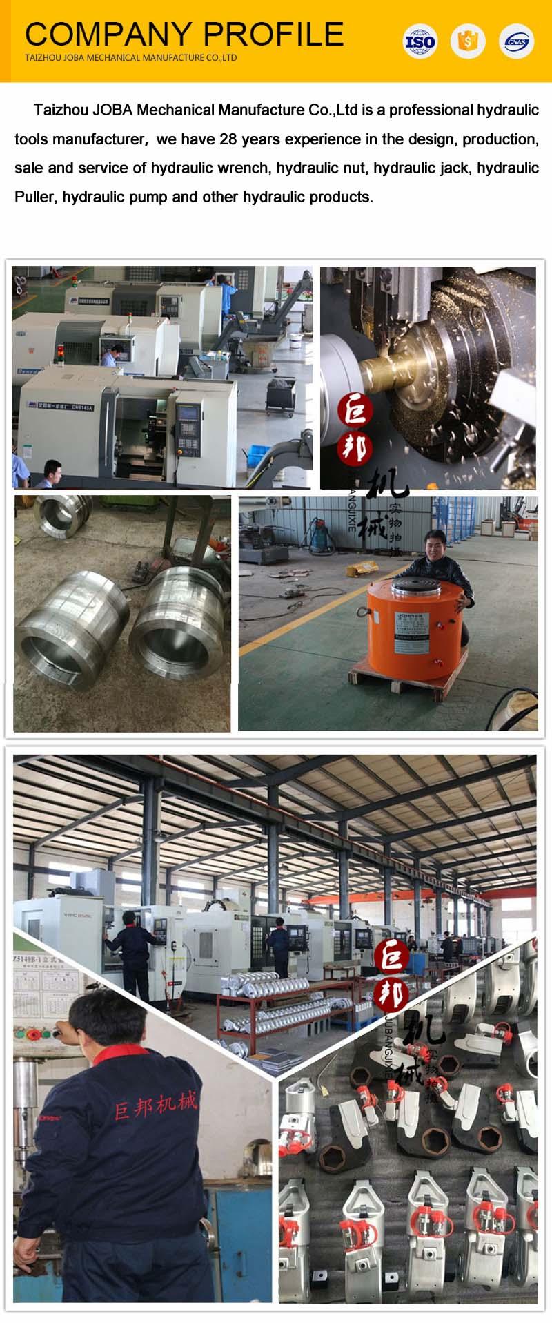 Kustom Produsen Excavator untuk Truk Tipper Truck Teleskopik Listrik 3 Tahap Plastik Lifting Jack Hidrolik Silinder