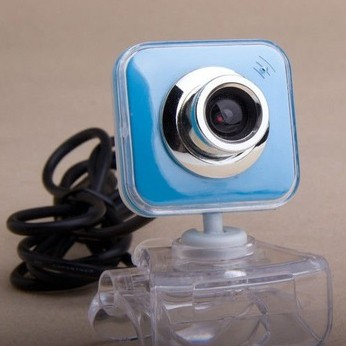 2013 NEW USB Clear Clip Portable Webcam Camera Web Cam for Desktop PC Laptop Skype