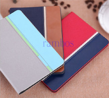 Top Selling Products in Alibaba Flip Stand Book Leather Smart Case Cover for iPad Mini