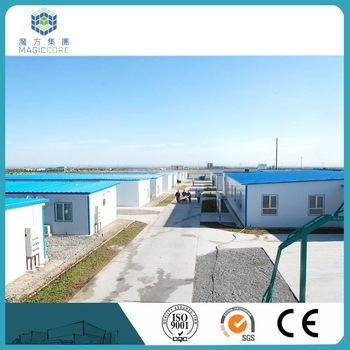 Brand new portable houses/casas prefabricadas baratas/prefabricated house