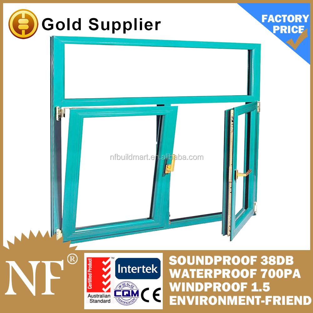 Verde case doppio vetro finestre a battente in alluminio vetrino id prodotto 60532004672 italian - Finestre a doppio vetro ...