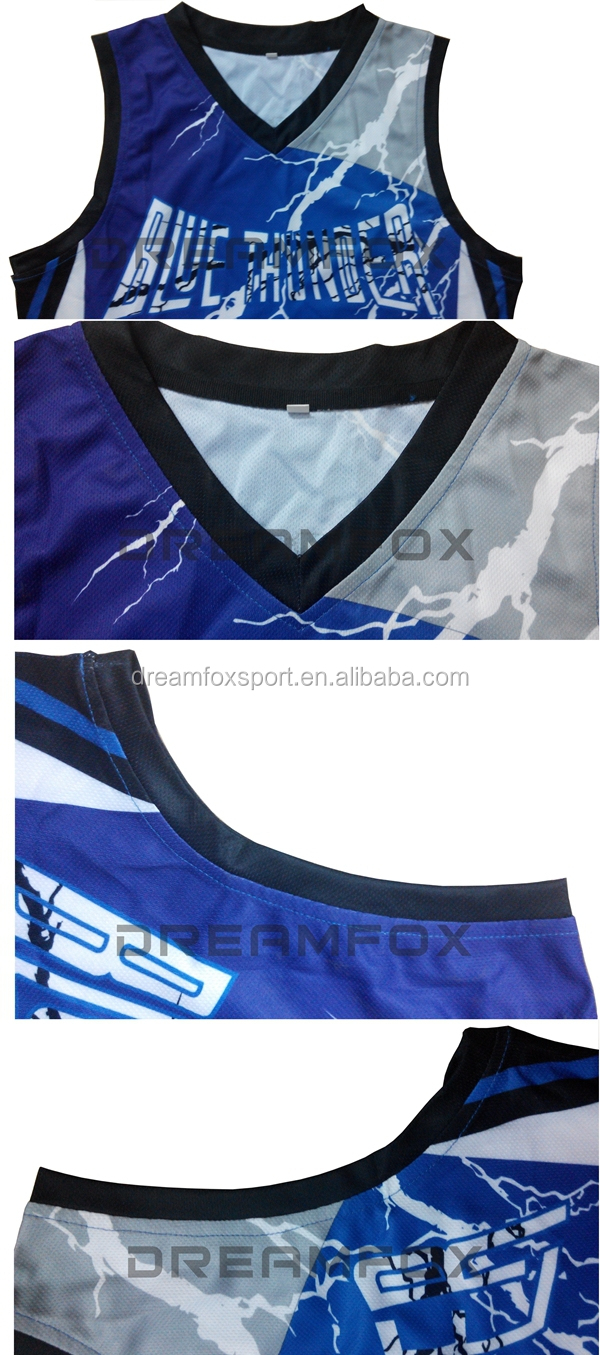Sublimation Custom Digital Camo Basketball Uniforms/jerseys ...