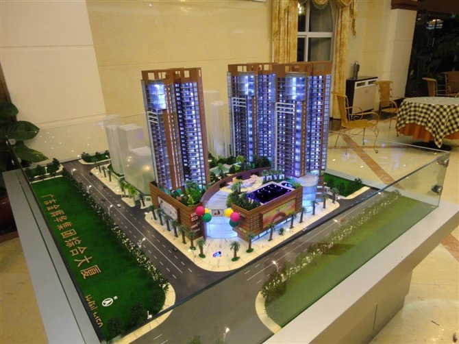 Architecture Design For Residential Building,Scale Construction ...