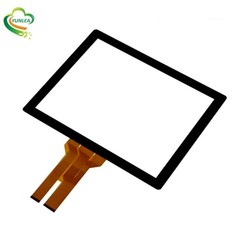 15 inch capacitive/resistive touch screen for ATM/POS/Medical device