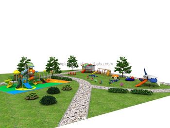 hc-0704s) Park,Garden,Backyard Use Discount For Sale Rubber Floor ...