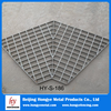 25x5,32x5,30x3 galvanized diamond steel grating plate