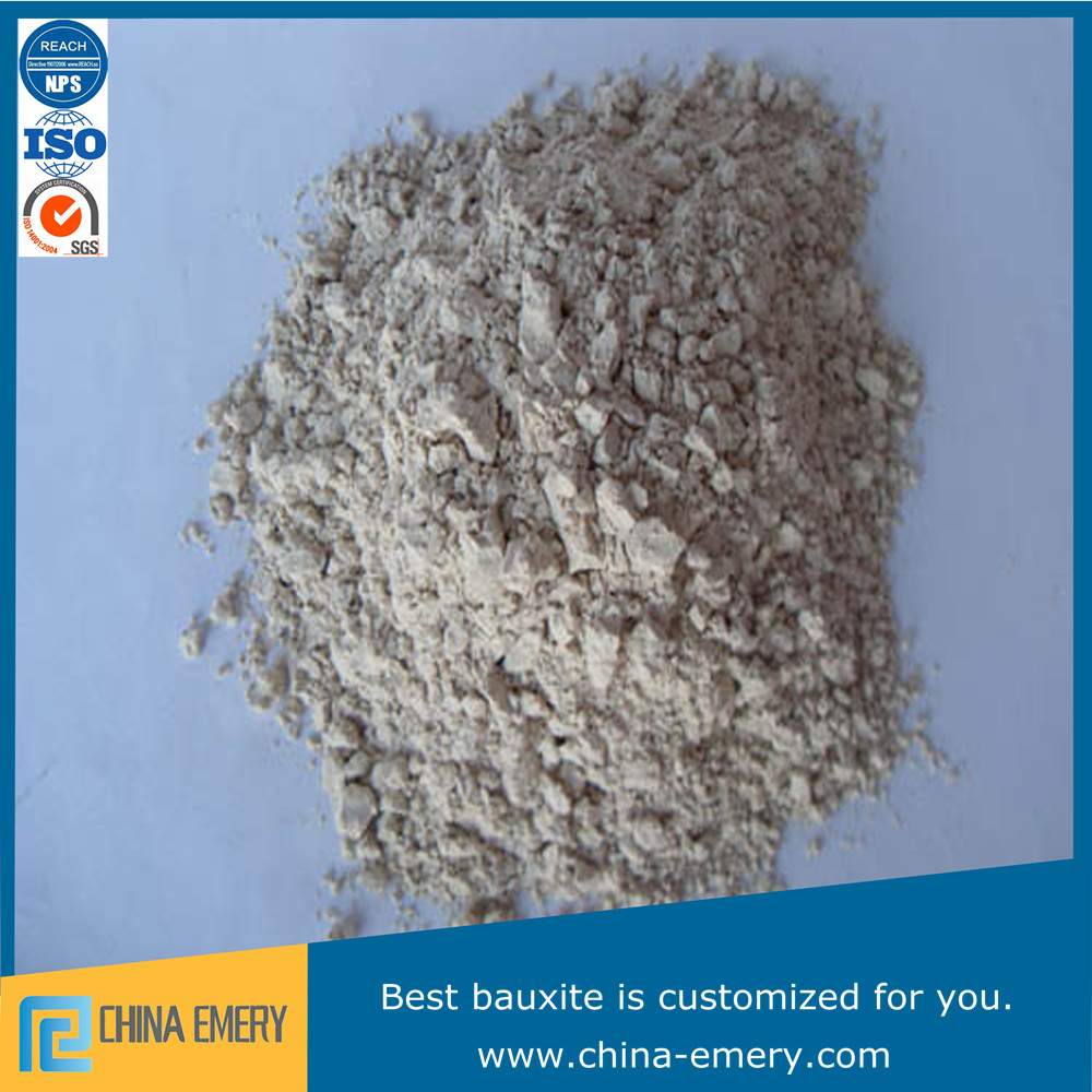 Refractory Grade Calcined Bauxite For Alumina Metallurgy