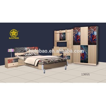 meubels bank stoel nachtkastje bed woonkamer kast slaapkamer set
