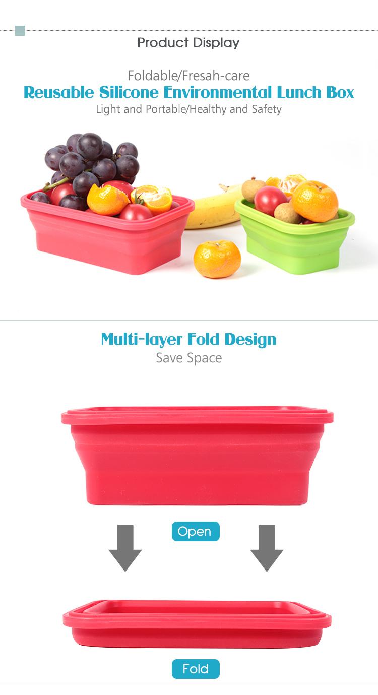 Personalizado a prueba de fugas de los niños a granel niños Plaza aislado tiffin almuerzo bento caja rojo