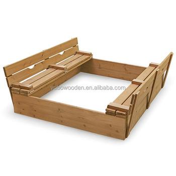 Playground Toys Games Sand Box Chair Kids Outdoor Sandbox - Buy Boat ...