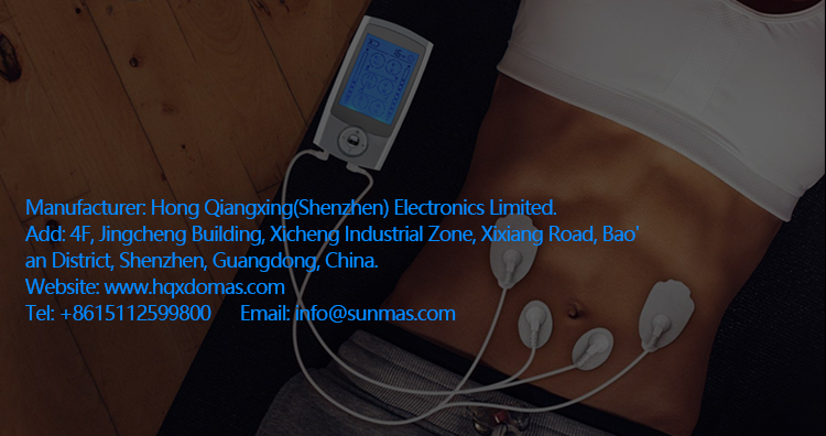 Low level wave Electro Stimulation Instrument