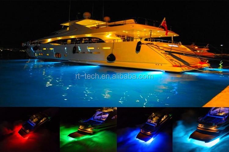 Led Boat Dock Light Ocean Led Underwater Lights,Waterproof,Led ...
