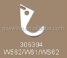306394 upper knife used for PEGASUS W562 /W61/WS62 sewing machine / sewing machine parts