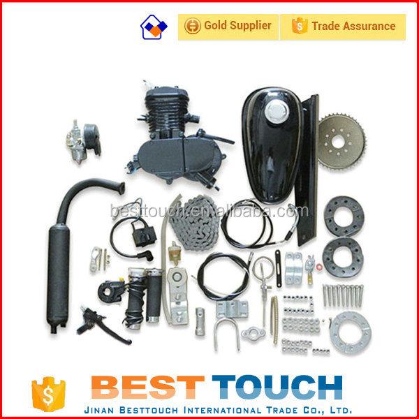 Bicycle/push 80cc Bicycle Engine Kit / Gas Motor Power Engine Bike ...