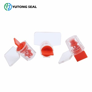 YTMS 100 Factory Plastic Mechanical Security Twist Meter Seal