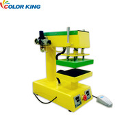 Pneumatic Auto Rosin Double Sided Heat Press Machine