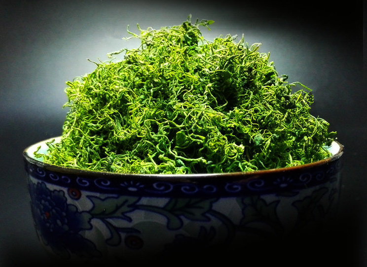 Natural organic chinese Herbal Infusion, Gynostemma Tea, Jiaogulan - 4uTea | 4uTea.com