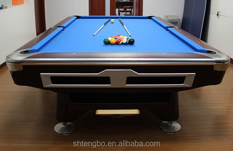 Great Tournament Standard 8ft/9ft 9 Ball Cheap Pool Table For Sale