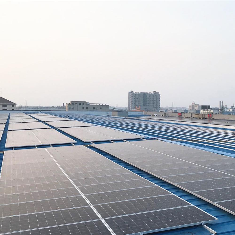 Chinese manufacturer cheap price on grid 80 kw 80kw solar panel system 80kw solar power package